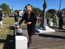 minister-humphries-at-celtic-memorial-new-orleans