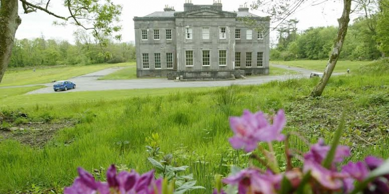 Lissadell House, Lissadell, Co. Sligo.